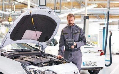 Opel, Checks & Inspections, Expert Service Inspections